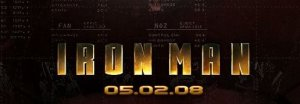 IronMan logo